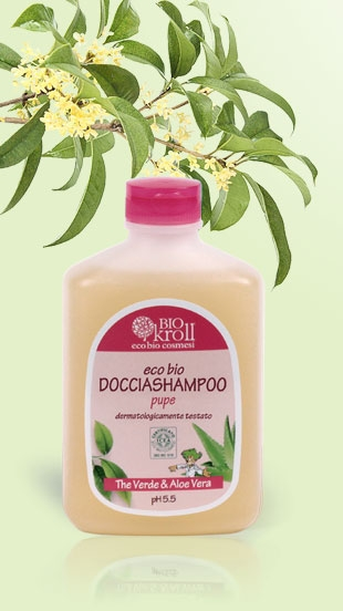 Eco Bio Docciashampoo pupe
