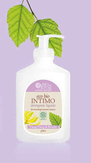 Eco Bio Detergente Intimo liquido