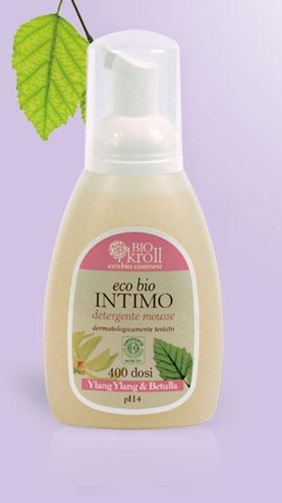 Eco Bio Detergente Intimo mousse