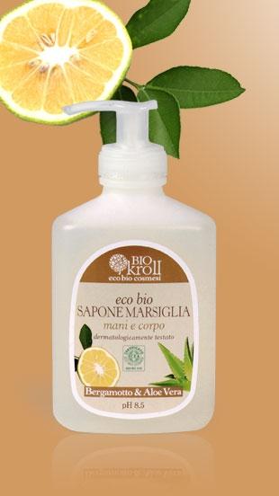Eco Bio Sapone Marsiglia Mani e Corpo