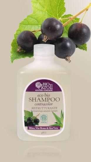 Eco Bio Shampoo Contracolor Ristrutturante