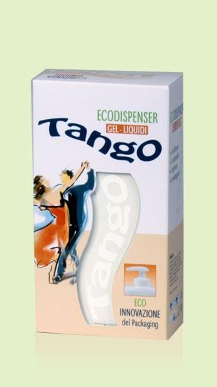 Ecodispenser TANGO per Saponi e Detergenti Liquidi